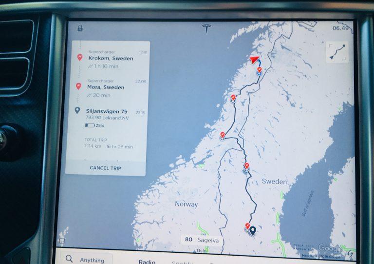 Roadtrip til Leksand