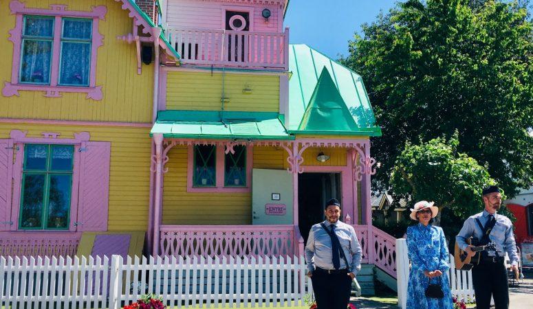 Kneippbyen Sommarland – Pippis hjem og mere til