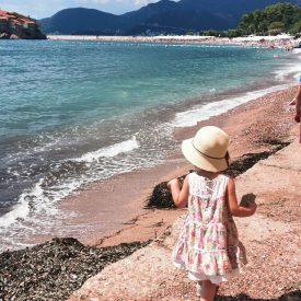Montenegro med barn