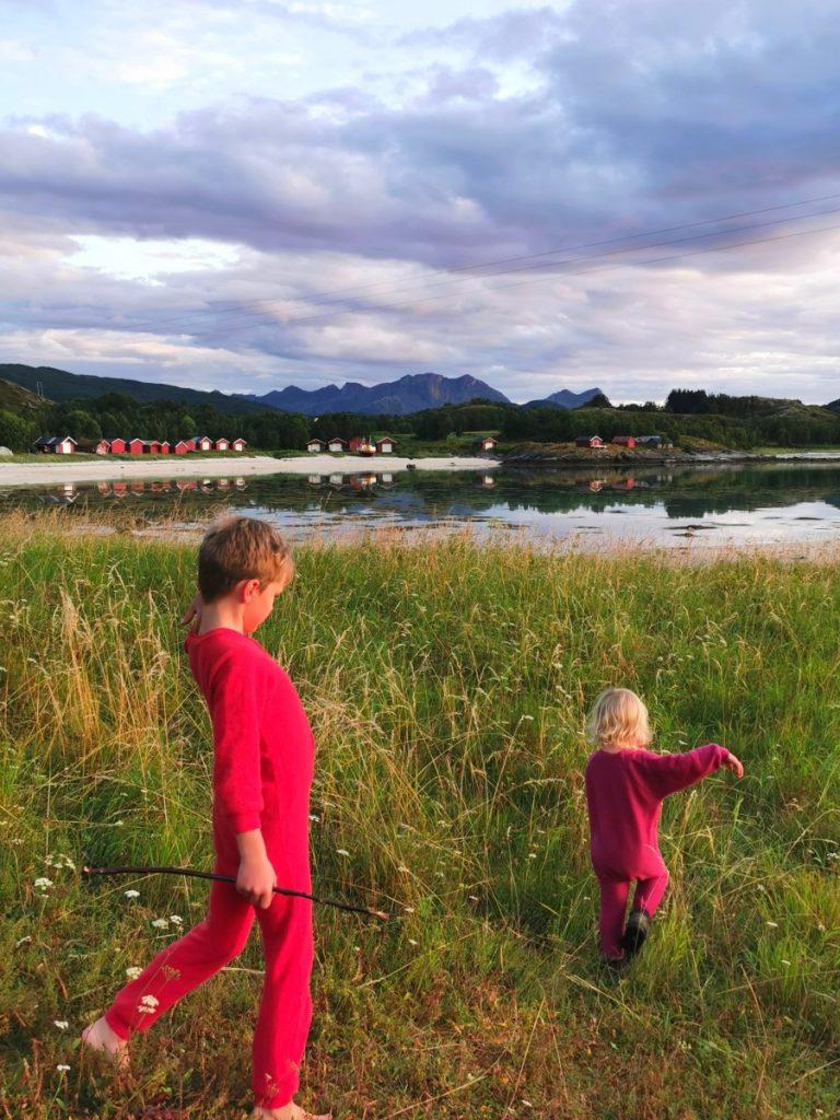 Siste feriedagene! SUP og hengekøyetur til Kjerringøy